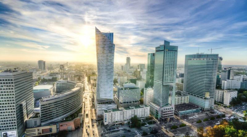 Firmy, które dały miastu stołecznemu Warszawa tytuł Brylant