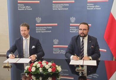 PARP i MSZ razem dla rozwoju zagranicznego polskich przedsiębiorstw